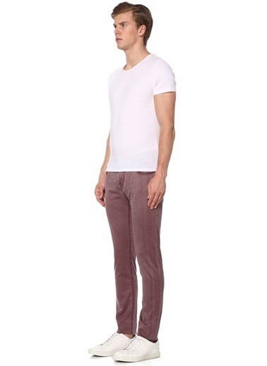 Hiltl Pantolon Kırmızı